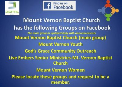 Groups on FB