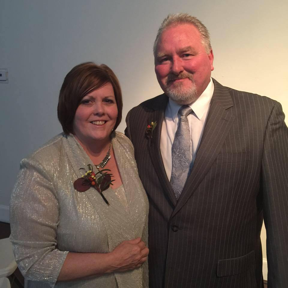 Pastor Ron and Wife Sharon McClung